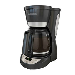 Black & Decker Coffeemaker Programable 12 Tz. CM1051B