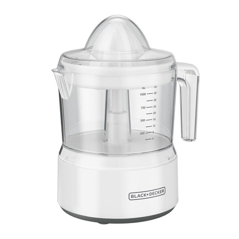 Black & Decker Extractor de Jugos Cítricos CJ650W