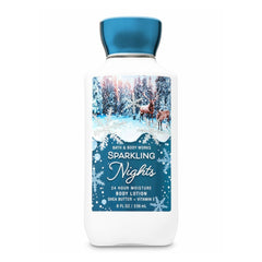 Bath & Body Works Crema Sparkling Nights, 236 ML