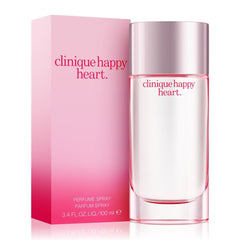 Clinique Perfume Happy Heart para Mujer, 100 ML