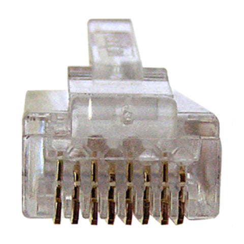 Nexxt Solutions Infrastructure Conector RJ45 Cat6 50u, Paquete 100 Unidades