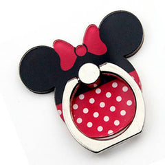 Creative Case Holder Anillo Minnie