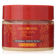 Creme Of Nature Crema para Rizos Pudding Perfection