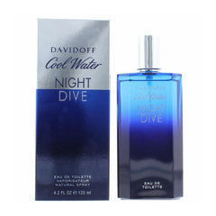 Davidoff Perfume Cool Water Night Dive para Hombre, 125 ML
