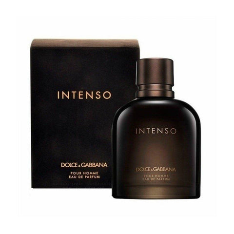 Dolce & Gabbana Perfume Intenso Pour Homme para Hombre, 125 ML