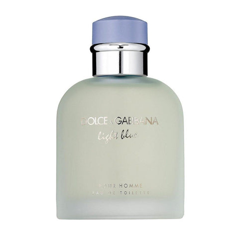Dolce & Gabbana Perfume Light Blue para Hombre, 125 ML