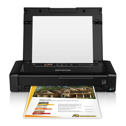 Epson Impresora Portátil WorkForce WF-100 (C11CE05302)