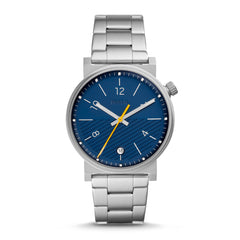 Fossil Reloj para Hombre Barstow Stainless Steel, FS5509