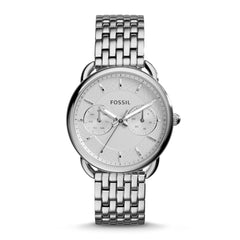 Fossil Reloj para Mujer Tailor Multifunction Stainless Steel, ES3712
