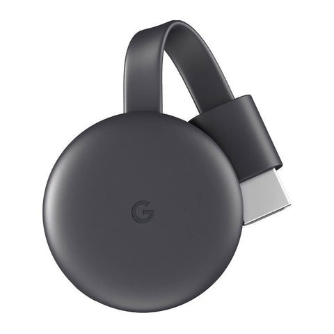 Google Dispositivo para Streaming Chromecast 3
