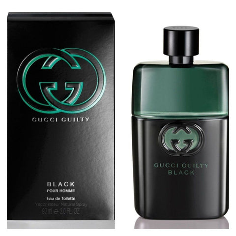 Gucci Perfume Guilty Black Pour Homme para Hombre, 90 ML