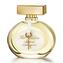 Antonio Banderas Perfume Her Golden Secret para Mujer, 80 ML
