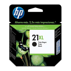 HP Cartucho de Tinta 21XL Negra (C9351CL)