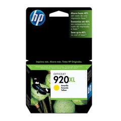 HP Cartucho de Tinta 920XL Amarillo (CD974AL)