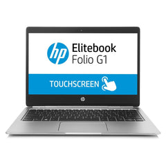 "HP Laptop Notebook 12.5"" Elitebook Folio G1 (V8M23LT)"