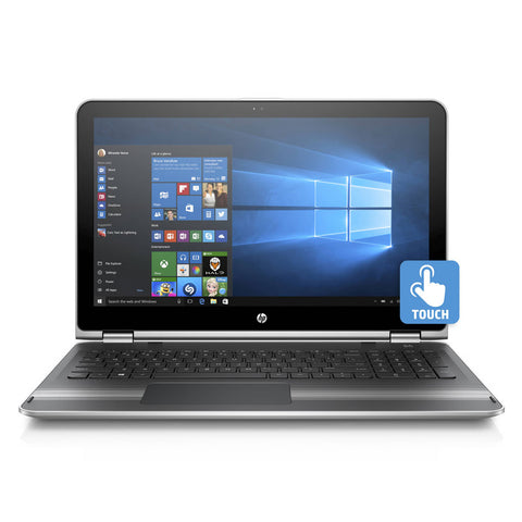 "HP Laptop Notebook 15"" Pavilion X360 (15-CR002LA)"