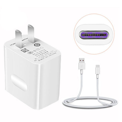 Huawei Cargador SuperCharge, USB a USB Tipo C