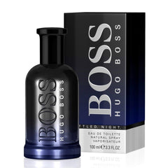 Hugo Boss Perfume Boss Bottled Night para Hombre, 100 ML