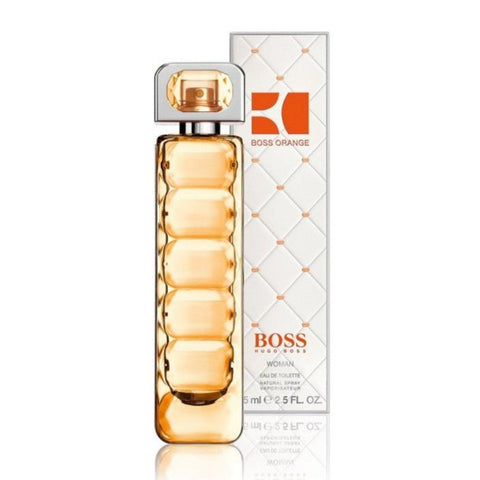 Hugo Boss Perfume Boss Orange Edt para Mujer, 75 Ml
