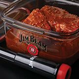 Jim Beam Recipiente para Carne Marinada, (JB0144)