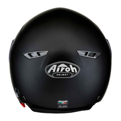Airoh Casco Abierto City One Color Black Matt