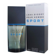 Issey Miyake Perfume L'eau D'issey Pour Homme Sport para Hombre, 200 ML