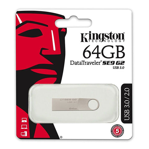 Kingston Memoria Flash USB DataTraveler SE9 G2 3.0