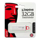 Kingston Memoria Flash USB DTIG 32GB