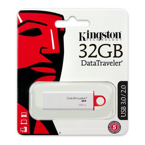 Kingston Memoria Flash USB 32 GB DTIG4 / 32GB 3.0