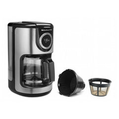 KitchenAid Coffeemaker Digital 12 Taz. KCM1202OB