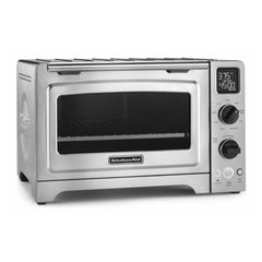 "KitchenAid Horno Tostador de Conveccion Digital 12"", KCO273SS"