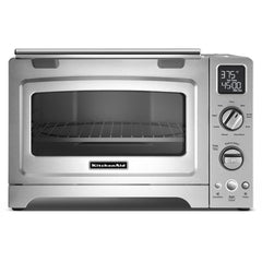 "KitchenAid Horno Tostador de Conveccion Digital 12"" KCO275SS"