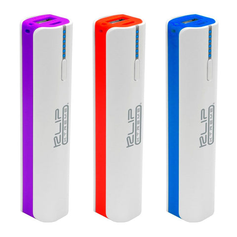 Klip Xtreme Power Bank 2600 mAh con Linterna KBH-135