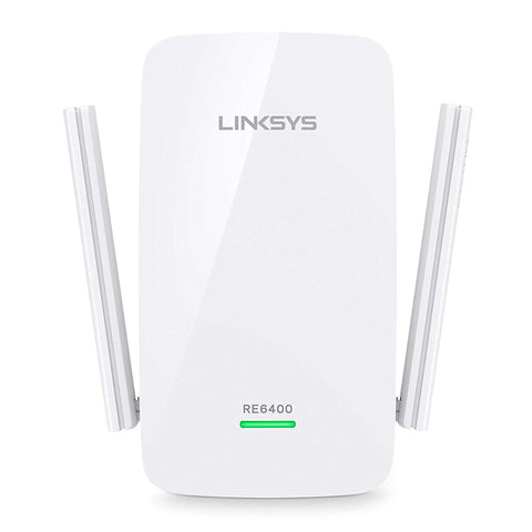 Linksys Extensor de Red RE6400