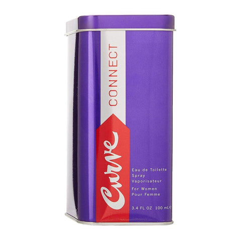Liz Claiborne Perfume Curve Connect para Mujer, 100 ML