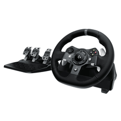 Logitech Volante de Carreras Driving Force G920