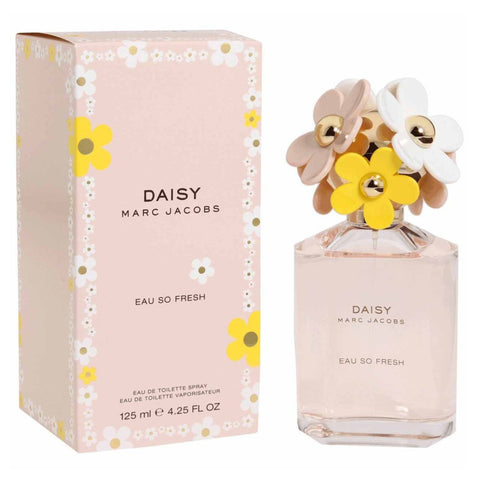 Marc Jacobs Perfume Daisy Eau So Fresh para Mujer, 125 ML