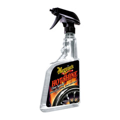 Meguiars Limpieza para Llantas Hot Shine Tire Spray Trigger 710 ml