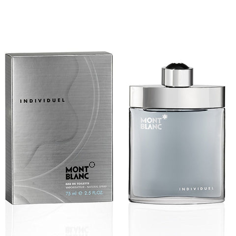 MontBlanc Perfume Individuel para Hombre, 75 ML