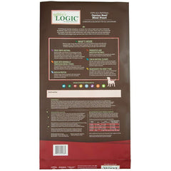 Natures Logic Alimento para Perro Canine Dry Beef (Res) 26.4LB (12KG)
