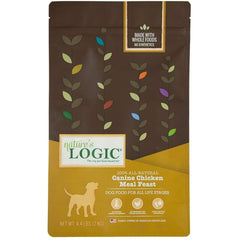Natures Logic Alimento para Perro Canine Dry Chicken (Pollo) 4.4LB (2KG)