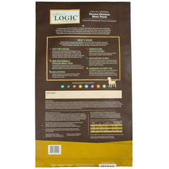 Natures Logic Alimento para Perro Canine Dry Chicken (Pollo) 26.4LB (12 KG)