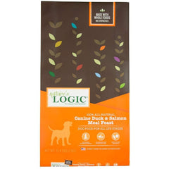 Natures Logic Alimento para Perro Canine Dry Duck & Salmon (Pato y Salmón) 15.4LB (7KG)