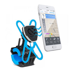 Naztech Holder Base Celular para Moto/Bicicleta MagBuddy