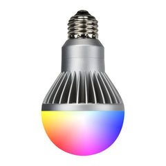 Nexxt Solutions Bombilla Inteligente Bluetooth LED Cambia Color Policromática