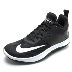 Nike Tenis Fly By Low II Negro/Blanco, para Hombre