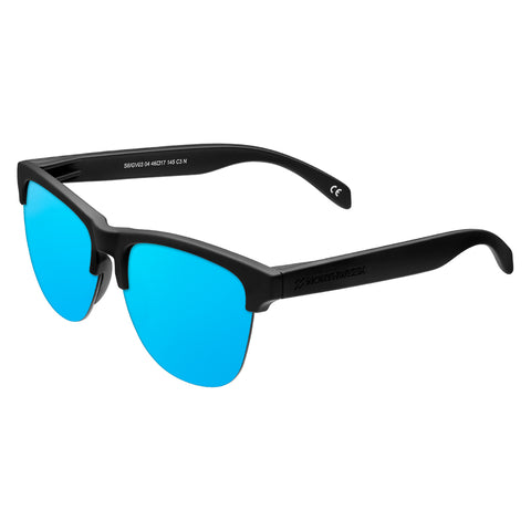 Northweek Lentes Casuales Gravity Matte Black/Ice Blue
