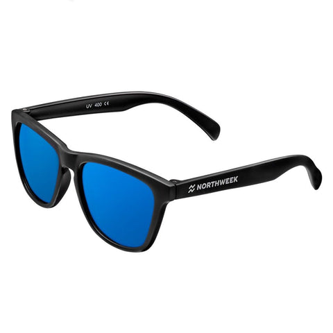 Northweek Lentes Casuales Infantiles Kids Matte Black/Blue