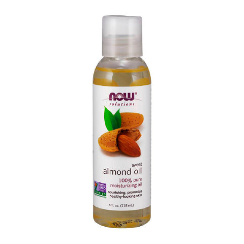 Now Aceite de Almendra Dulce, 118 Ml