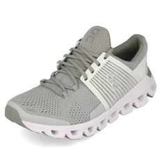 On Tenis Cloudswift Glacier/White, para Mujer